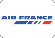 AirFrance flights to Lagos from Manchester  airport